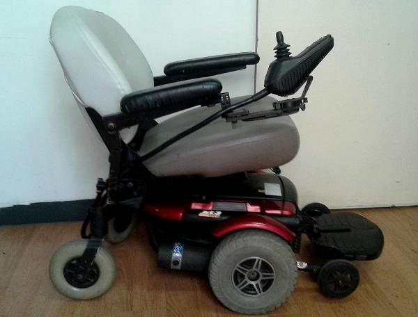 Venta de scooters el ctricos y sillas de ruedas de segunda mano - Silla de ruedas electrica de segunda mano ...